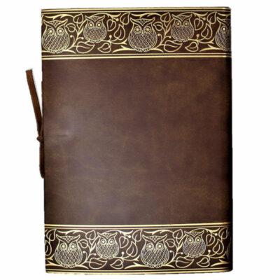 Schreibbuch Goldrand aussen - fgsk