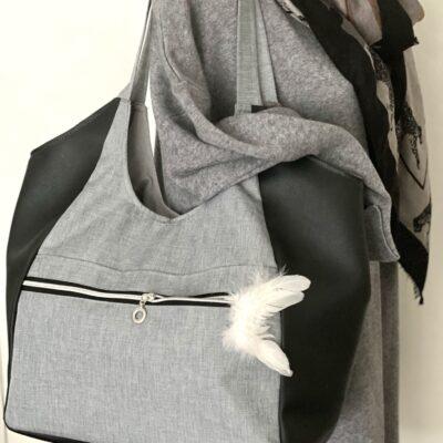 Handtasche, Shopper mit mega viel Platz