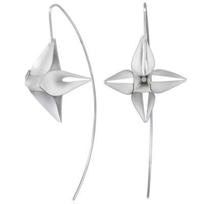 LILL ohrhänger sehen aus wie Blüten